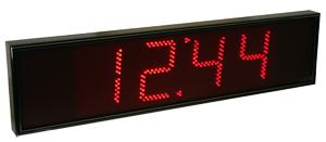 Duże Zegary ścienne z cyfrowych systemów Galleon