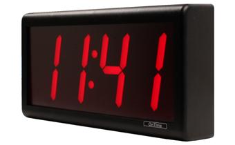 Co zawiera z Digit 4 PoE Clock