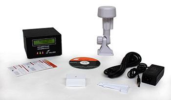 Serwer NTP GPS zegar atomowy